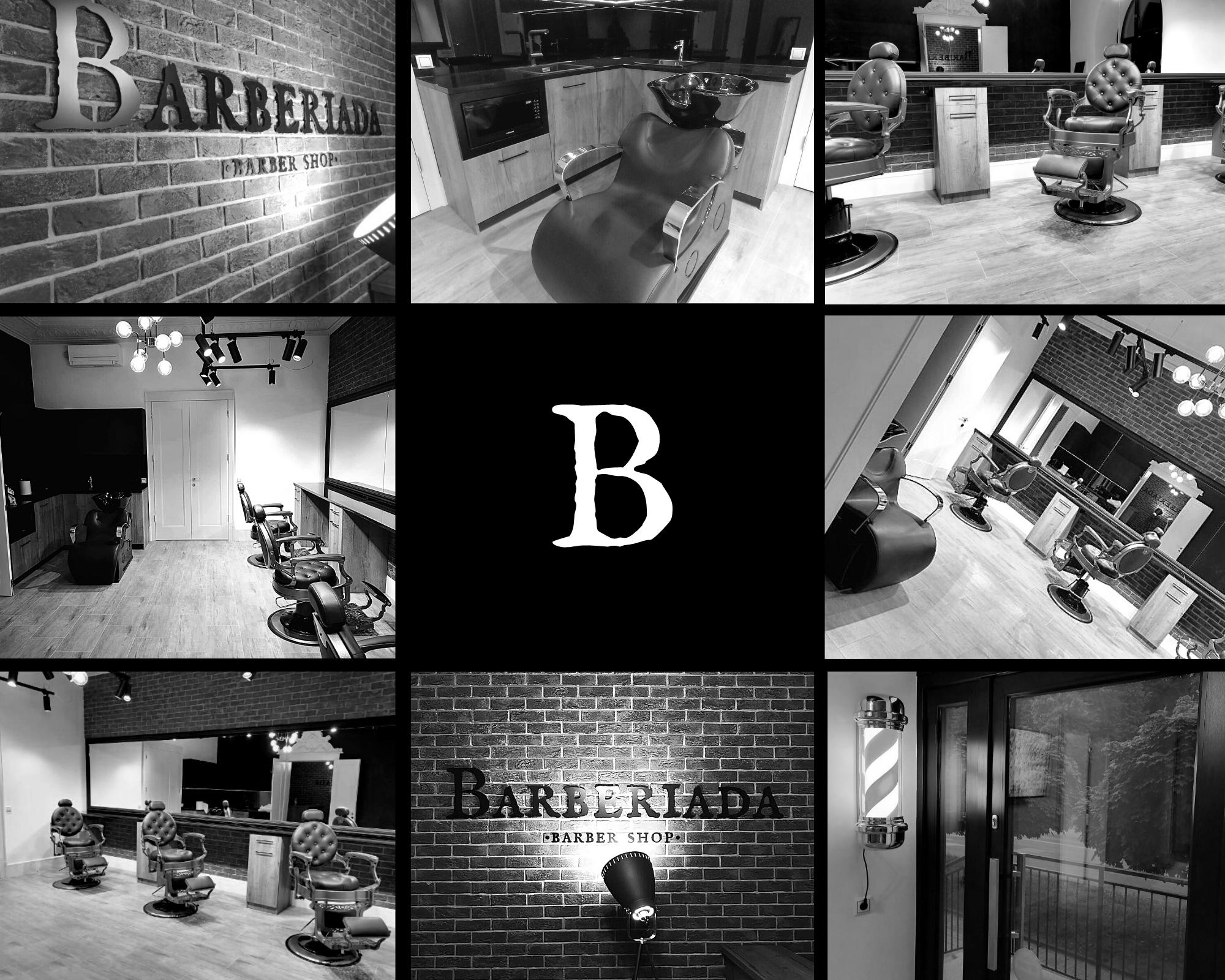 Salon Barberiada Barber Shop